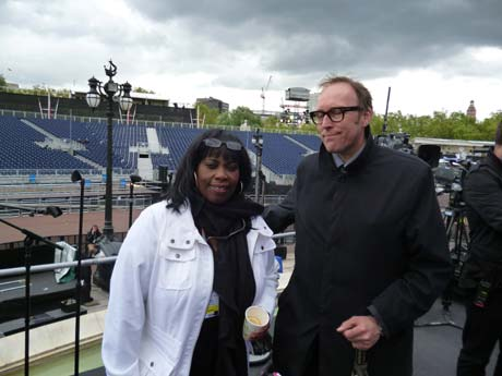 The Queen's Diamond Jubilee Concert: Ruby Turner and Stephen Taylor