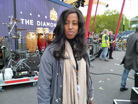 The Queen's Diamond Jubilee Concert: Louise Marshall